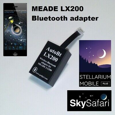 AutoBTLX200 – MEADE LX200 Bluetooth adapter