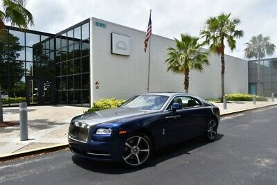 2015 Rolls-Royce Wraith THE WRAITH PACKAGE, DRIVER ASSISTANCE PACKAGE!!!!! TOCK #34254, THEATER PACKAGE, LANE DEPARTURE WARNING, NIGHT VISION CAM!!!!!!!!!