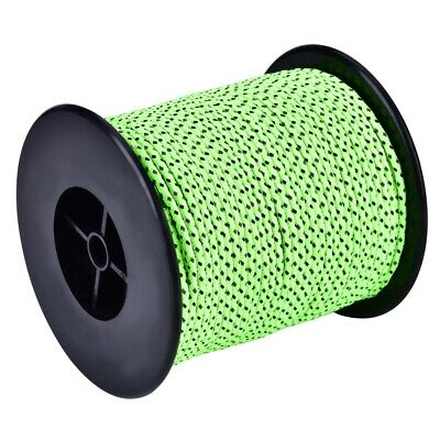 2.5MM Reflective Guyline Camping Tarp Tent Rope Line Cord Paracord 50m