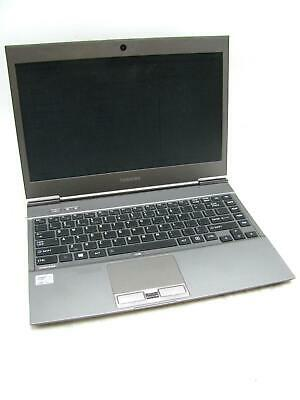 "Toshiba Portege Z930 13.3"" Core i5 3437U 1.9GHz 6GB Laptop Web Cam No HDD"