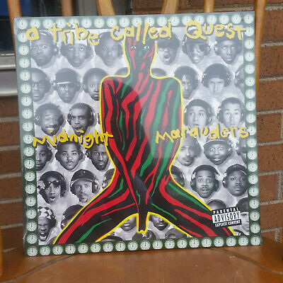 A Tribe Called Quest - Midnight Marauders   reissue vinyl LP NEW/SEALED