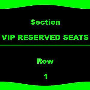 2 Tickets Hobo Johnson & The Lovemakers 11/4 The Fillmore - Charlotte-NC