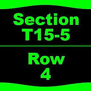 4 Tickets Formula One United States Grand Prix: Pink - Saturday 11/2 Circuit of