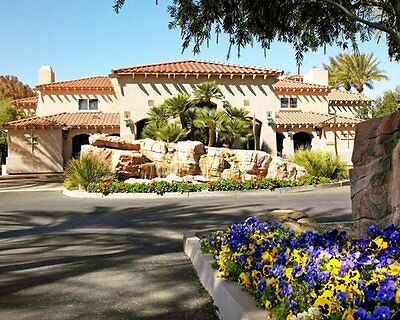 2 Bedroom Lockoff, Sheraton Desert Oasis, Annual, Floats 1-52 ,Timeshare, Deed