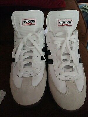 097a692fc8be9f Adidas Samba Classic White OG Lifestyle Indoor Soccer Shoes Size 11 BRAND  NEW