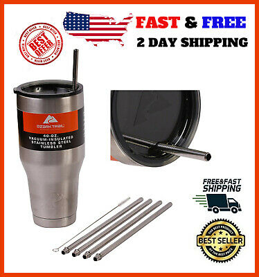 733b2a9a466 NCAA 30 OZ Auburn Tigers Vacuum Sealed Double Wall Stainless Steel ...