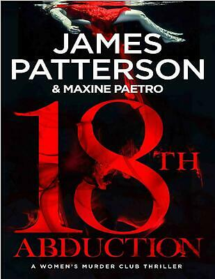The 18th Abduction 2019 by James Patterson (E-B0K&AUDI0B00K  E-MAILED) #9