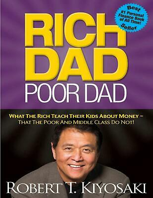 Rich Dad Poor Dad by Robert T. Kiyosaki 2017 (E-B0K&AUDI0B00K||E-MAILED) #10