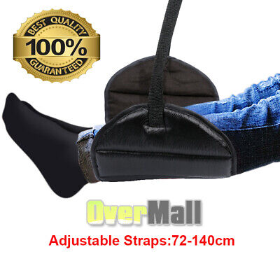 Sleepy Rest Airplane Footrest Made Tested&Proven to Prevent Swelling Adjustable