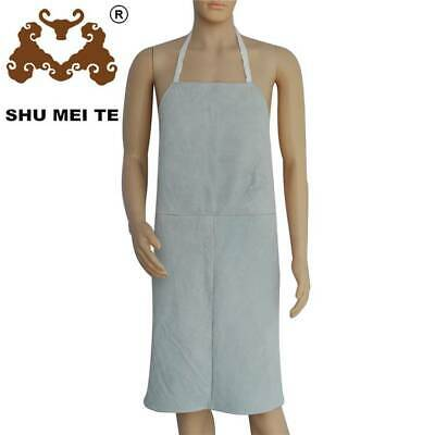 Welding Apron Heat Insulation Cow Leather cowhide Welder Protection Carpenter z