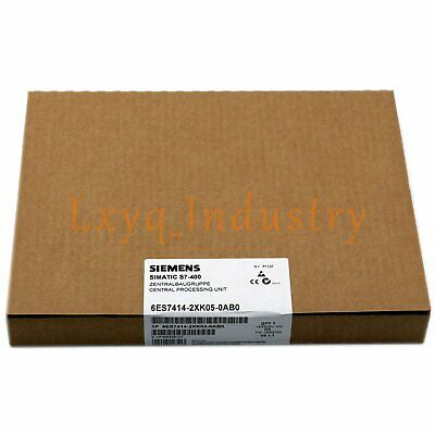 Siemens Processor Unit 6ES7 414-2XK05-0AB0 Brand New Quality Assurance