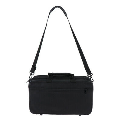 Water-resistant Gig Bag Box Nylon for Bb Clarinet Single Shoulder Carry Case