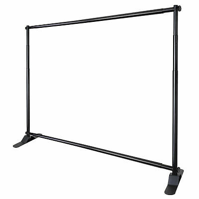 Exhibition Pull Up Banner Printing Stand Adjustable Display Trade Show Shop Sign