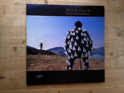 Pink Floyd Delicate Sound Of Thunder A1/B1 A2/B2 NM 2 x Vinyl Record EQ 5009