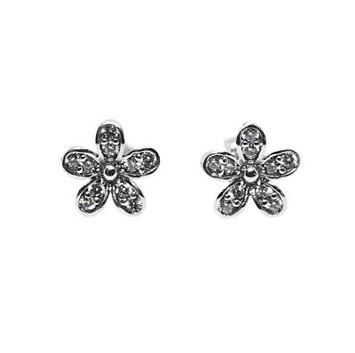 6d54af7e5 dazzling Pandora daisy earrings sterling silver 925 mothers day flower