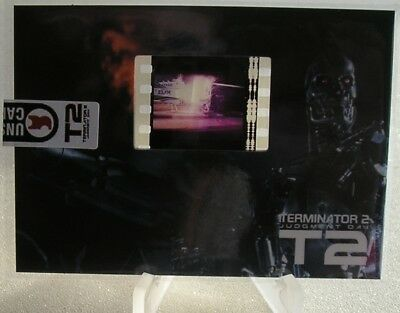 Terminator 2 Judgment Day Film Cell Card FC1 [ Variant 12 ]