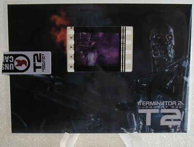 Terminator 2 Judgment Day Film Cell Card FC1 [ Variant 17 ]