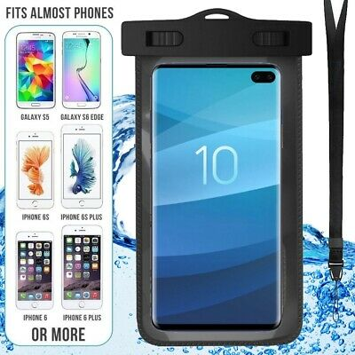 Waterproof Phone Case Underwater Dry Bag Pouch For Samsung S8/9/10 J3/4/5/6/7
