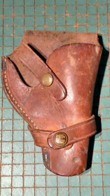 GEORGE LAWRENCE CO 120LB CS Brown Leather 4 3/4