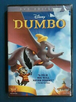 DUMBO DVD (2011, 70th Anniversary Edition) Brand New /SEALED
