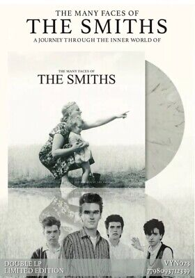 """The Smiths """"Many Faces Of The Smiths"""" 2X Marble Vinyl Lp - Brand New & Sealed"""