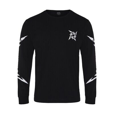 Metallica Mens  Long Sleeve T-Shirt New with tags free postage Various sizes