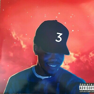 Chance The Rapper - Coloring Book - 2Lp - Colored/Clear Vinyl