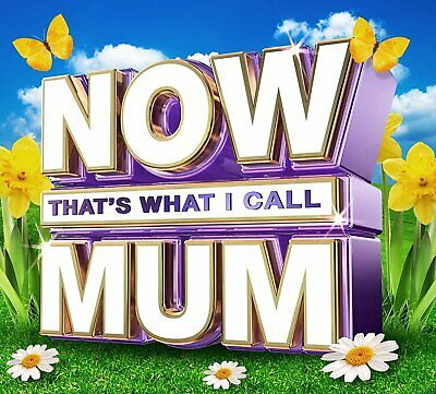 NOW THAT'S WHAT I CALL MUM (2017) 41-track 2-CD NEW/SEALED Robbie Williams
