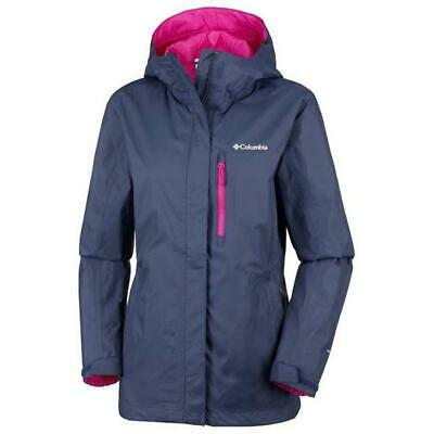 COLUMBIA Pouring Adventure II Jacket W Nocturnal 1760071 467/