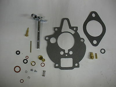John Deere 3010 3020 4000 4010 4020 Carburetor Kit ZENITH Carb with Float