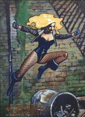 1994 DC Master Series #87 Black Canary