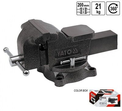 Pro vice Locks Parallel Turnable 360° 21 kg 200mm