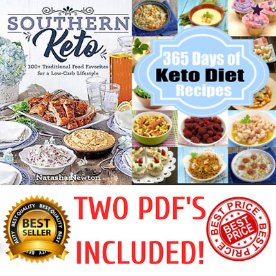 Southern Keto Hundred Traditional Food Favorite Diet For Low-Carb Lifestyle P DF