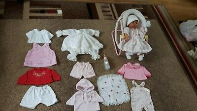 My First Baby Annabell Doll & Clothing Outfit Set