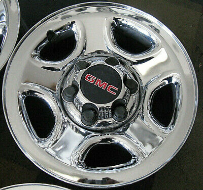 CHROME SPIDER BULLET Center Wheel Hub Caps 4 LUG x 4-1/2 Bolt