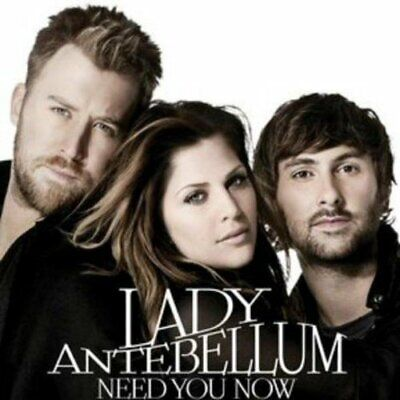 Lady Antebellum - Need You Now - NEW CD ( sealed)