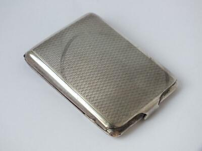Art Deco Solid Sterling Silver Book Match Holder 1934/ L 5.5 cm/ 31 g