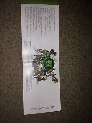 Xbox Game Pass 1 Month Trial Code for Xbox One/X/S *RECEIVED WITHIN 24 HOURS*
