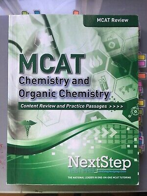 MCAT VERBAL PRACTICE by Next Step Test Prep 2018 Edition - $6 00