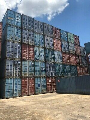 40ft, 40ft HC, 45ft used Shipping containers, WE DELIVER