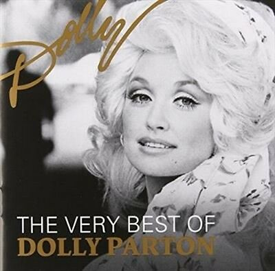 DOLLY PARTON The Very Best Of Dolly Parton 2CD BRAND NEW Greatest Hits