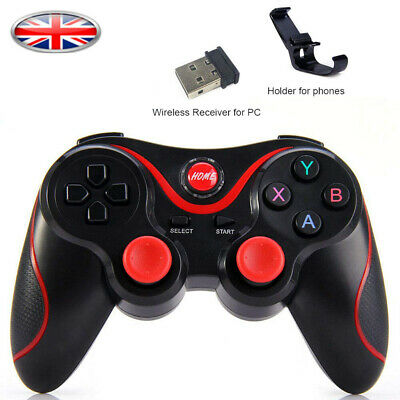 NEW!  Wireless Bluetooth Gamepad Game Controller Remote For Android IOS Phone PC