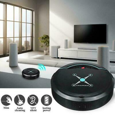 Vacuum Cleaner Self Navigated Smart Robot Auto SweeperEdgeCleanRechargeable Z3F9