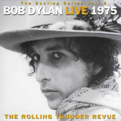 BOB DYLAN Live 1975 Rolling Thunder Revue 2CD NEW Bootleg Series Vol. 5
