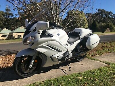 2014 Yamaha fjr1300 awesome machine in great condition