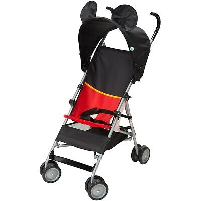 Brand New Disney Baby Umbrella Stroller with Canopy *Safety Tested*