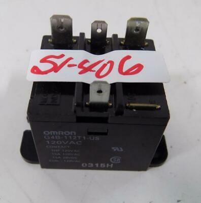 OMRON G4B-112T1-US-DC28 USED TESTED CLEANED G4B112T1USDC28