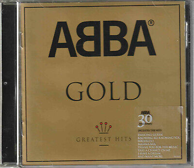 ABBA - GOLD  -  GREATEST HITS / 30 Anniversary Edition