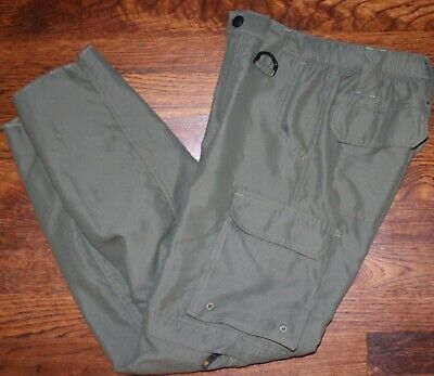 Boy Scouts Of America Cargo Uniform Switchback Pants Youth Small Nice!