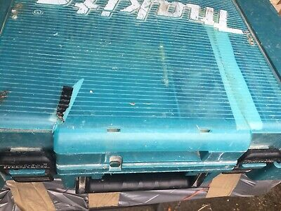 Makita Dlx2005x1 Drill And Charger Box Case Only Empty Case Only